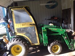 Tractor For Sale 2002 John Deere 4110 , 20 HP