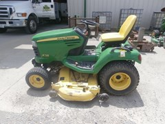 Riding Mower For Sale 2012 John Deere X728 , 27 HP