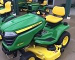 Riding Mower For Sale: 2016 John Deere X380, 22 HP