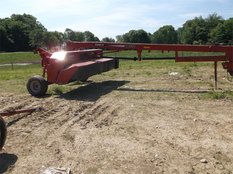 Photos of 2009 Case IH DC132 Mower Conditioner For Sale