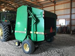 Baler-Round For Sale:  1999 John Deere 566