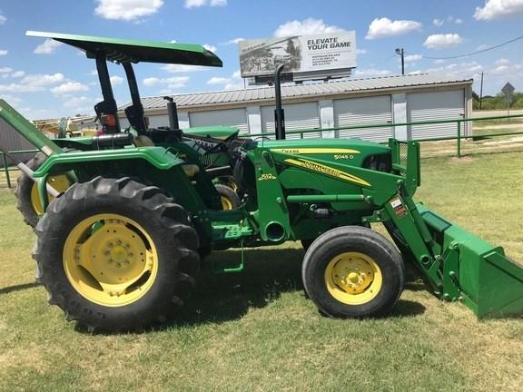 2011 John Deere 5045D Tractor For Sale