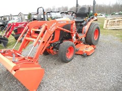 Tractor - Compact Utility For Sale 2016 Kubota B2301 , 23 HP