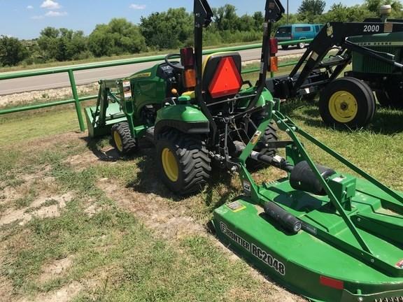 2015 John Deere 1023E Tractor For Sale
