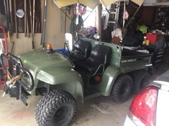 Utility Vehicle For Sale 2001 John Deere 6x4 Dsl Trail