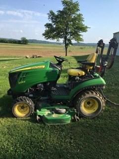 Tractor For Sale:  2014 John Deere 1025R , 24 HP