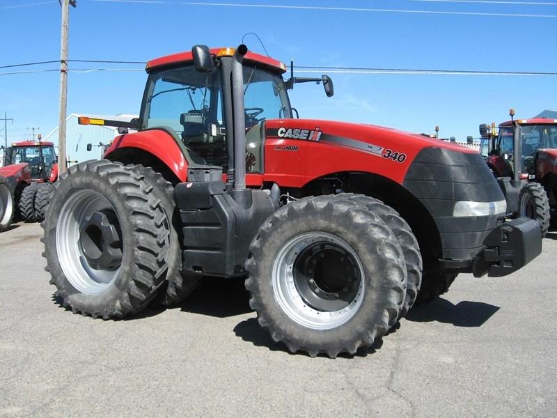 2012 Case IH MAGNUM 340 Tractor For Sale