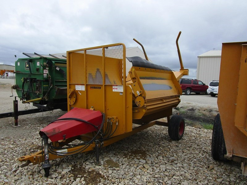 Haybuster 2620 Bale Processor For Sale