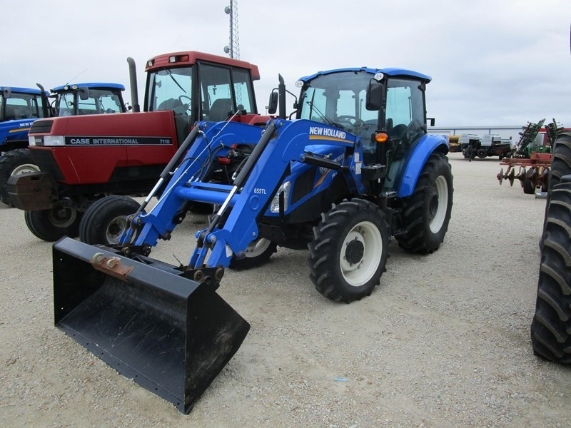 2014 New Holland POWERSTAR 75 Tractor For Sale