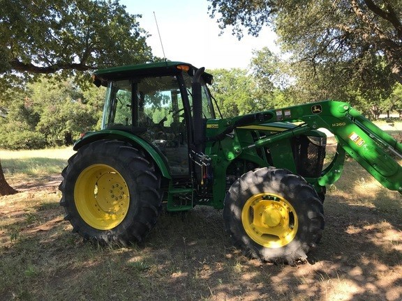 2014 John Deere 5115M Tractor For Sale