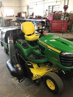 Riding Mower For Sale 2015 John Deere X734 , 25 HP