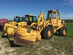 Wheel Loader For Sale:  1978 Caterpillar 930 , 100 HP