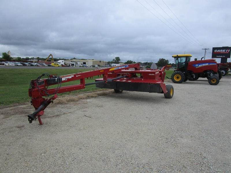 2013 New Holland H7450 Mower Conditioner For Sale