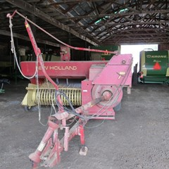 Baler-Square For Sale 1973 New Holland 276