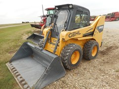 Skid Steer For Sale 2014 Gehl 6640E , 84 HP