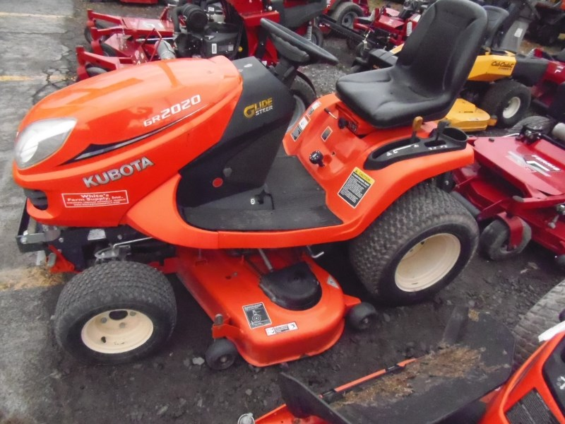 Kubota GR2020G48 Tractor For Sale