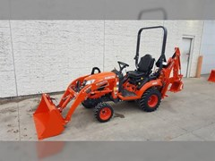 Loader Backhoe For Sale 2018 Kubota BX23S , 23 HP