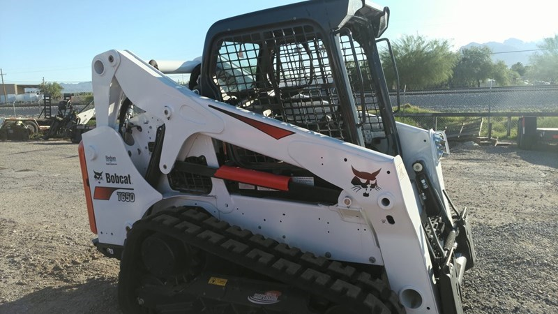 Photos of Bobcat T650 T4 Skid Steer-Track » Bingham Equipment Company