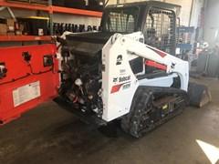 Skid Steer-Track :  Bobcat T450 T4