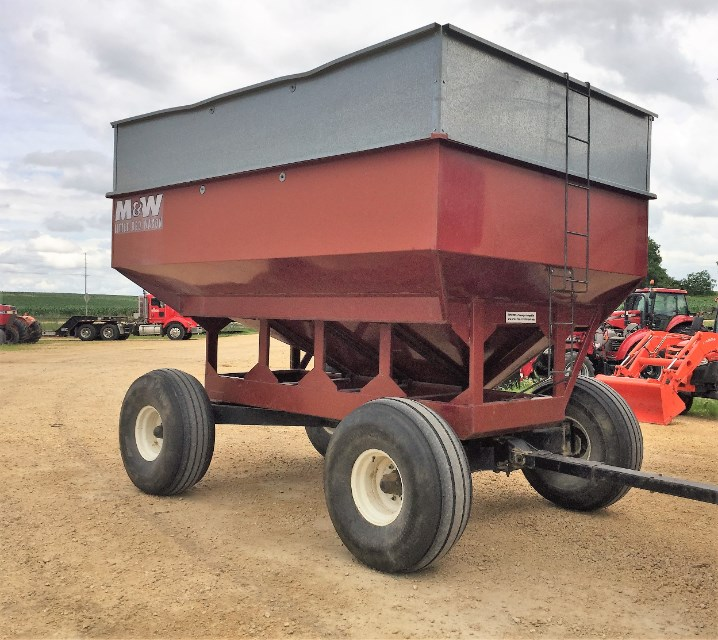 M & W Little Red Wagon Wagon For Sale