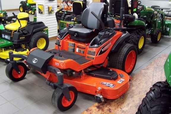 Kubota ZD1211L-72 Riding Mower For Sale