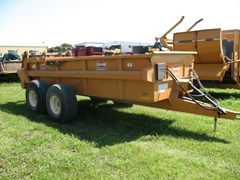Manure Spreader-Dry/Pull Type For Sale Kuhn Knight 1140