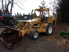 Loader Backhoe For Sale 1974 International 3500A