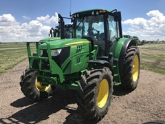 Tractor For Sale 2016 John Deere 6130M