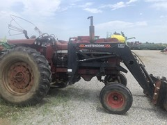 Tractor For Sale 1969 International 856 , 117 HP