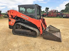Skid Steer-Track For Sale 2011 Kubota SVL75 , 75 HP
