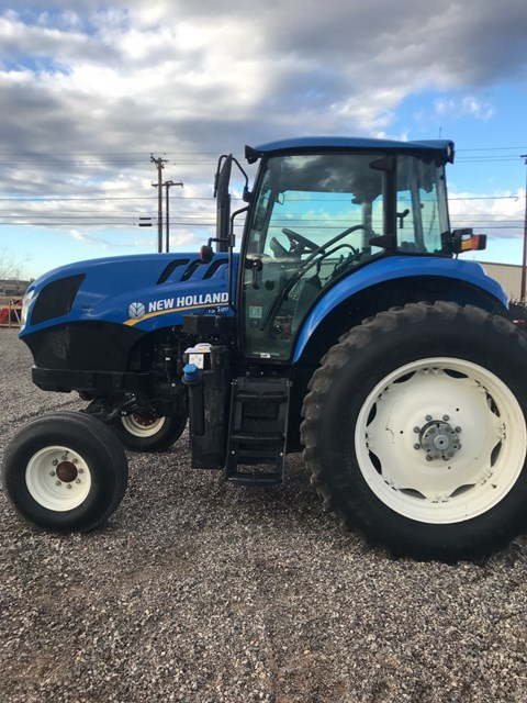 2015 New Holland TS6.120 Tractor