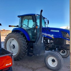 Tractor  2015 New Holland TS6.140