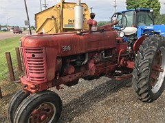 Tractor For Sale 1955 International 300 , 45 HP