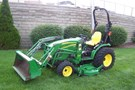 Tractor For Sale:  2010 John Deere 2720 CUT , 31 HP