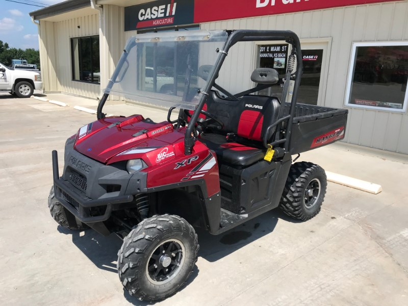 2012 Polaris Ranger 800 XP Utility Vehicle For Sale