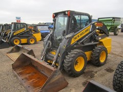 Skid Steer For Sale 2013 New Holland L225