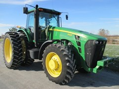 Tractor For Sale 2006 John Deere 8430 , 250 HP