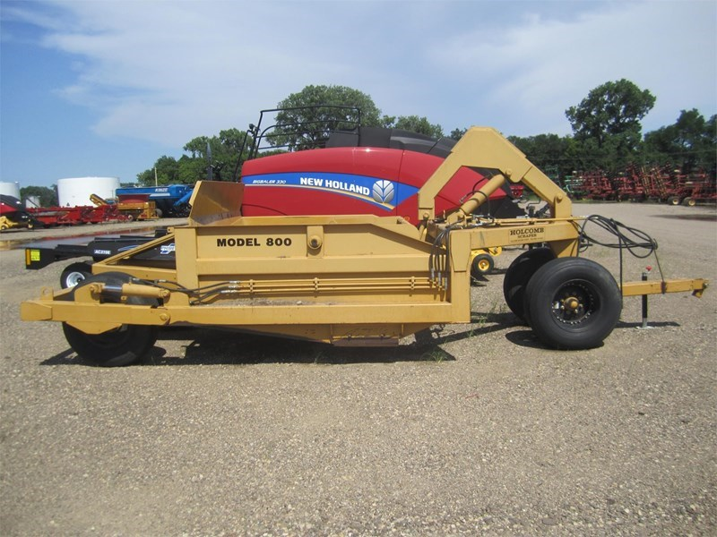 Holcomb 800 Scraper-Pull Type For Sale