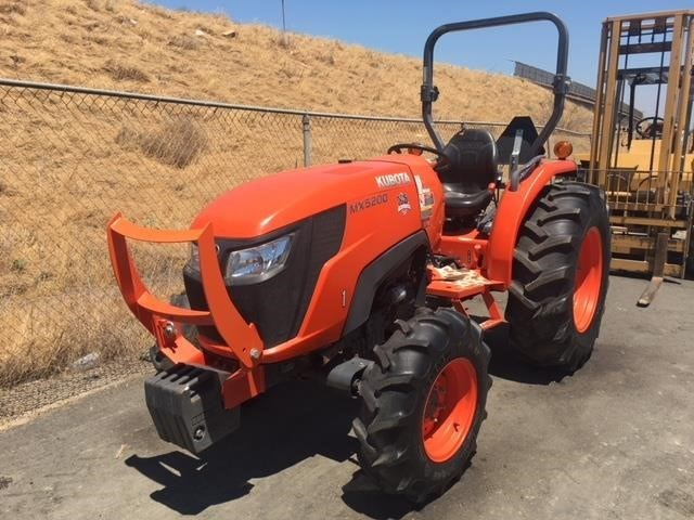 2015 Kubota MX5200 Tractor For Sale
