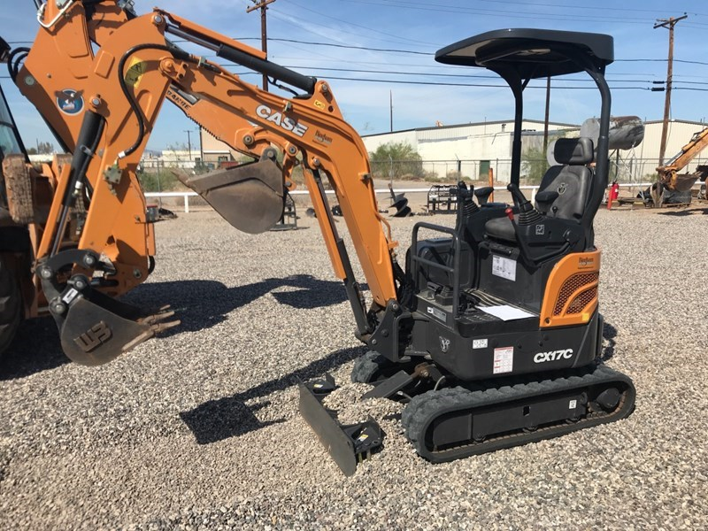 2018 Case CX17C Excavator-Track For Sale