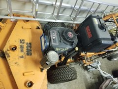 Walk-Behind Mower For Sale 2002 Scag SWZ52V-17KAI , 17 HP