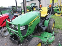 Tractor - Compact Utility For Sale 2015 John Deere 2025R , 25 HP