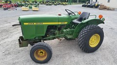 Tractor For Sale 1985 John Deere 850 , 25 HP