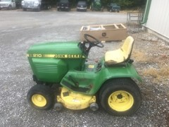Riding Mower For Sale 1986 John Deere 210 , 10 HP