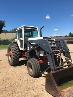 Tractor For Sale 1980 Case 2390 , 160 HP