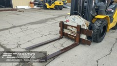 Forklift Attachment For Sale Cascade Corporation 55G