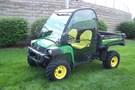 Utility Vehicle For Sale:  2014 John Deere XUV 625I GREEN
