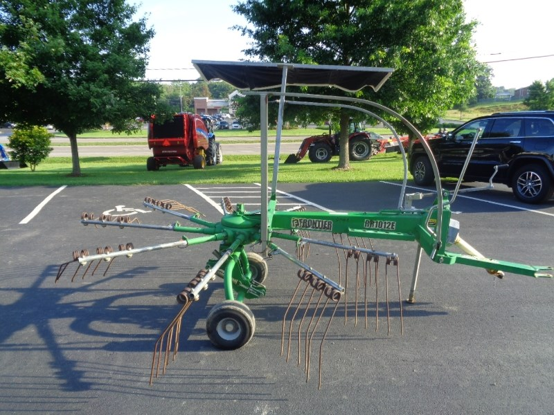 2012 Frontier RR1012E Hay Rake-Rotary For Sale