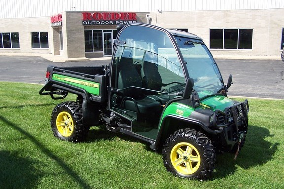 2017 John Deere XUV 825I Utility Vehicle For Sale