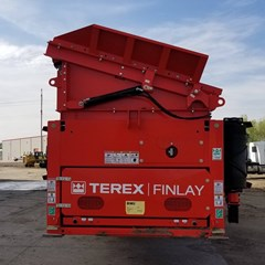 Screening Plant - Hydraulic For Sale:  2018 Finlay 683